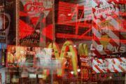 Publicidad en Times Square, Nueva York.